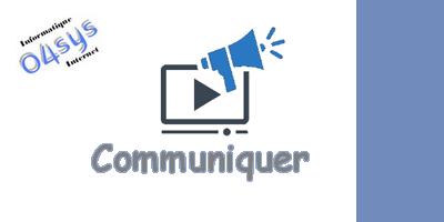 Communiquer avec Internet
