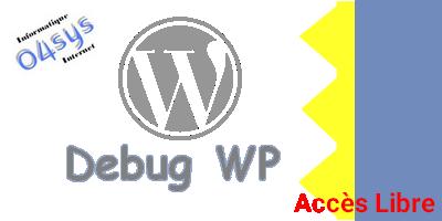 Debug WordPress