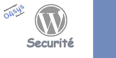 Worpdress Securité